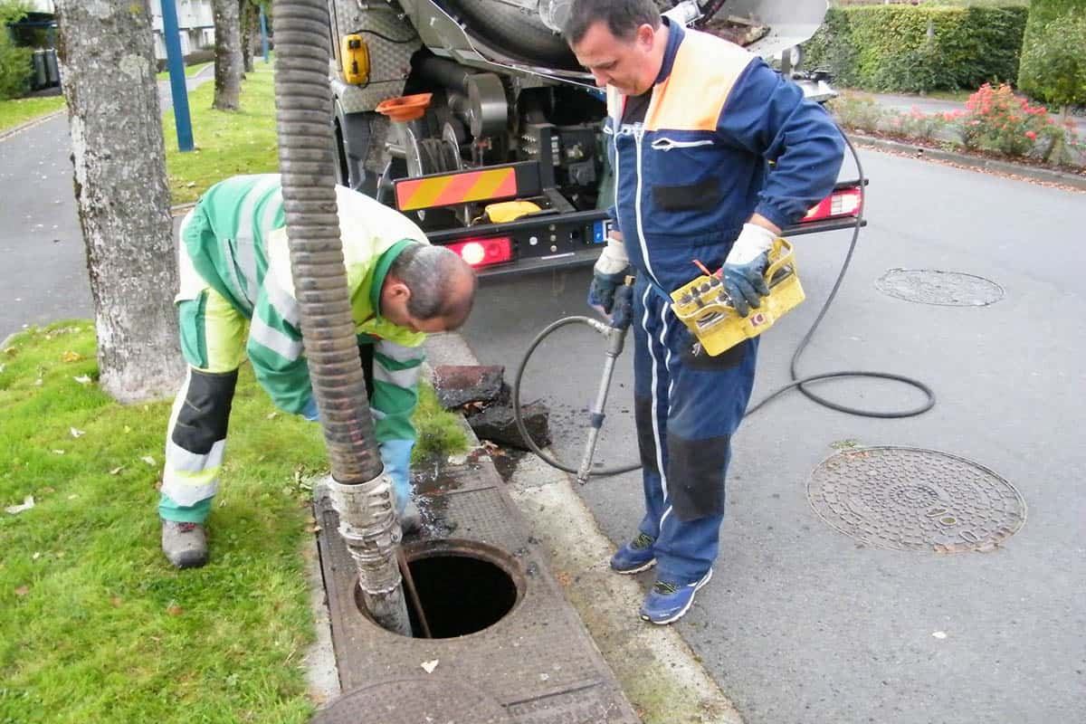 inspection canalisation à Yvelines 78
